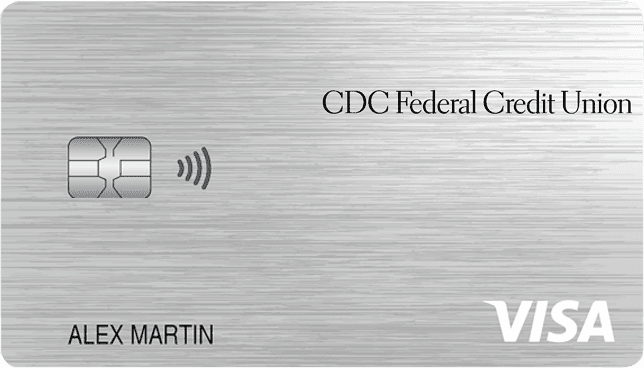 Sample of Visa Platinum credit card